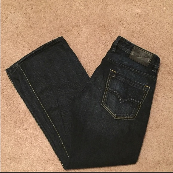"""Diesel Other - Diesel """"Koffha"""" Bootcut Button Fly Jeans"""